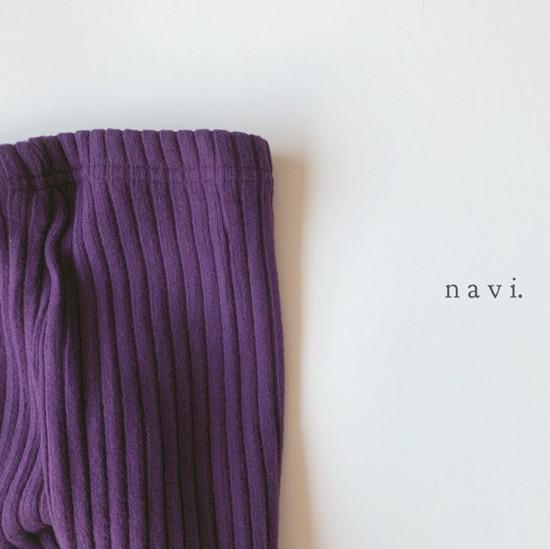 NAVI - Korean Children Fashion - #Kfashion4kids - Luna Leggings - 6