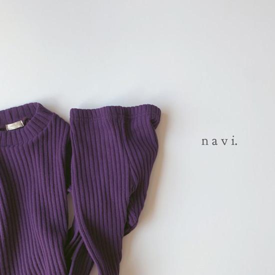 NAVI - Korean Children Fashion - #Kfashion4kids - Luna Leggings - 8