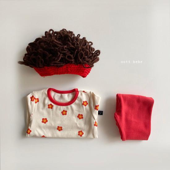 OOTT BEBE - Korean Children Fashion - #Kfashion4kids - Hairy Wig Hat - 2
