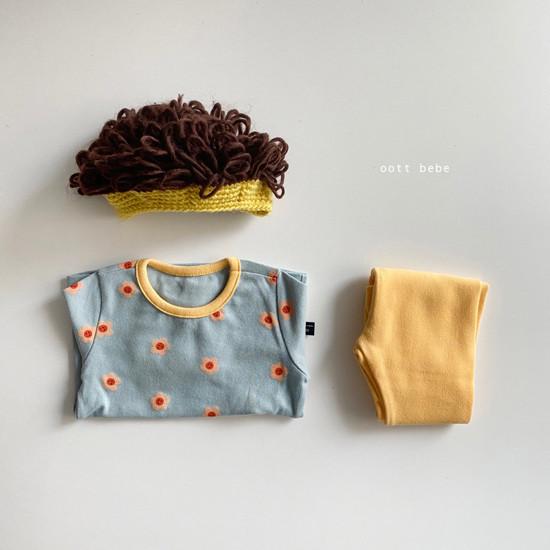 OOTT BEBE - Korean Children Fashion - #Kfashion4kids - Hairy Wig Hat - 4