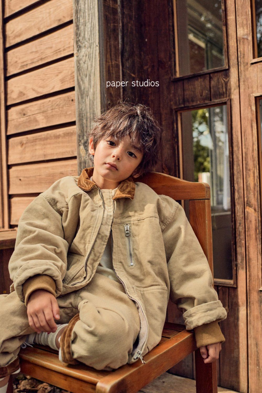 PAPER STUDIOS - Korean Children Fashion - #Kfashion4kids - Velvet Jumper - 3