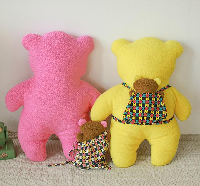 PINSON - BRAND - Korean Children Fashion - #Kfashion4kids - Acu Bear