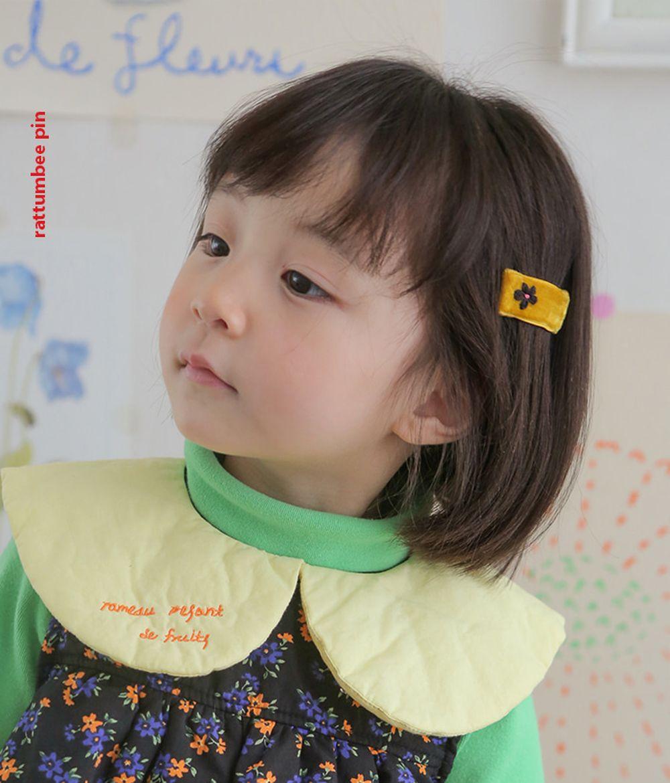 PINSON - BRAND - Korean Children Fashion - #Kfashion4kids - Lattembi Hairpin