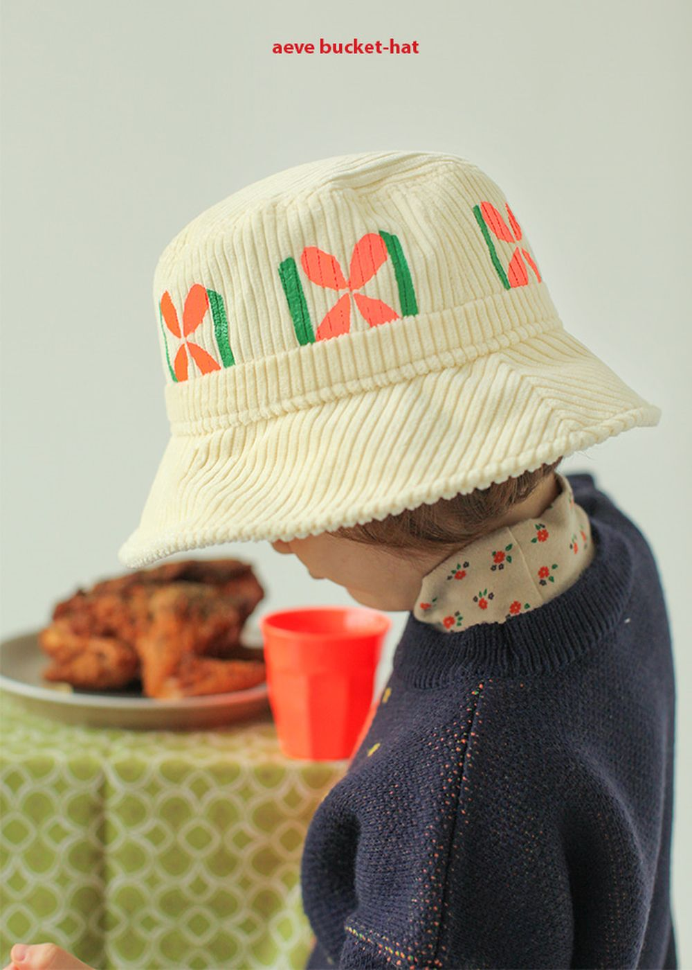 PINSON - Korean Children Fashion - #Kfashion4kids - Ave Bucket Hat