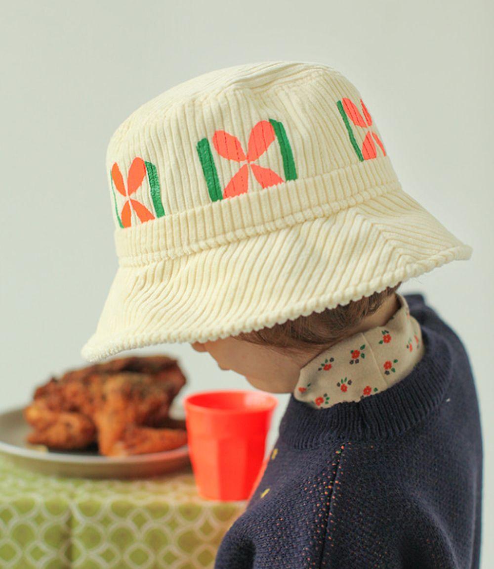 PINSON - BRAND - Korean Children Fashion - #Kfashion4kids - Ave Bucket Hat