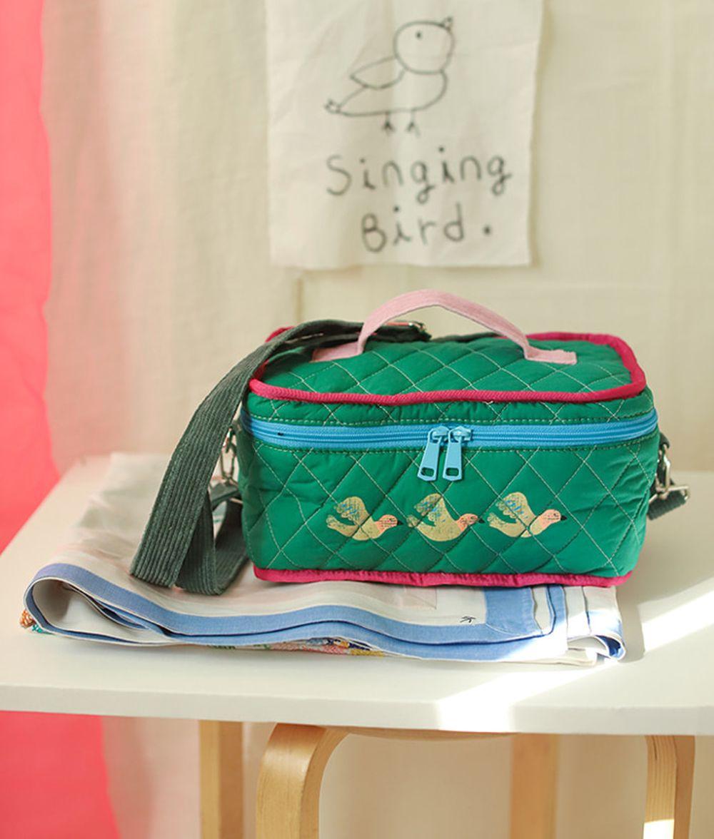PINSON - BRAND - Korean Children Fashion - #Kfashion4kids - Anna Quilting Bag