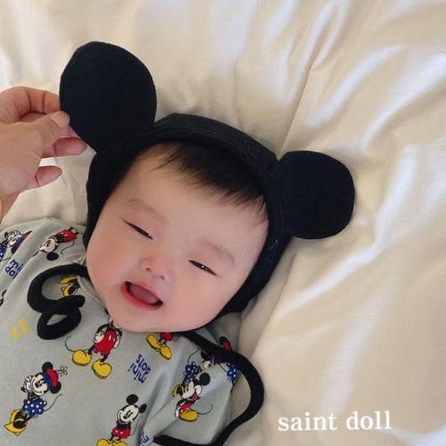 SAINT DOLL - BRAND - Korean Children Fashion - #Kfashion4kids - Baby Mouse Hat