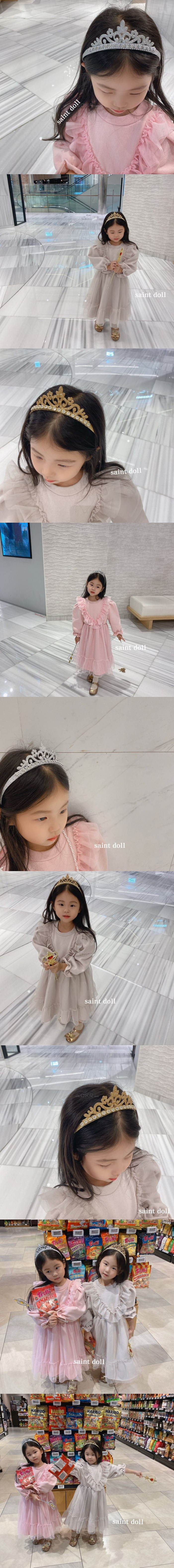 SAINT DOLL - Korean Children Fashion - #Kfashion4kids - Angel Tiara Hairband