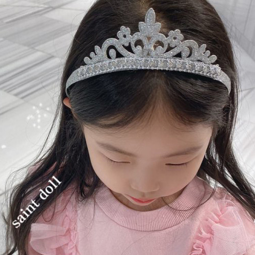 SAINT DOLL - BRAND - Korean Children Fashion - #Kfashion4kids - Angel Tiara Hairband
