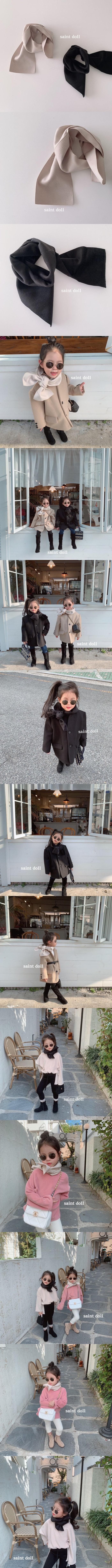 SAINT DOLL - Korean Children Fashion - #Kfashion4kids - Saint Doll Muffler