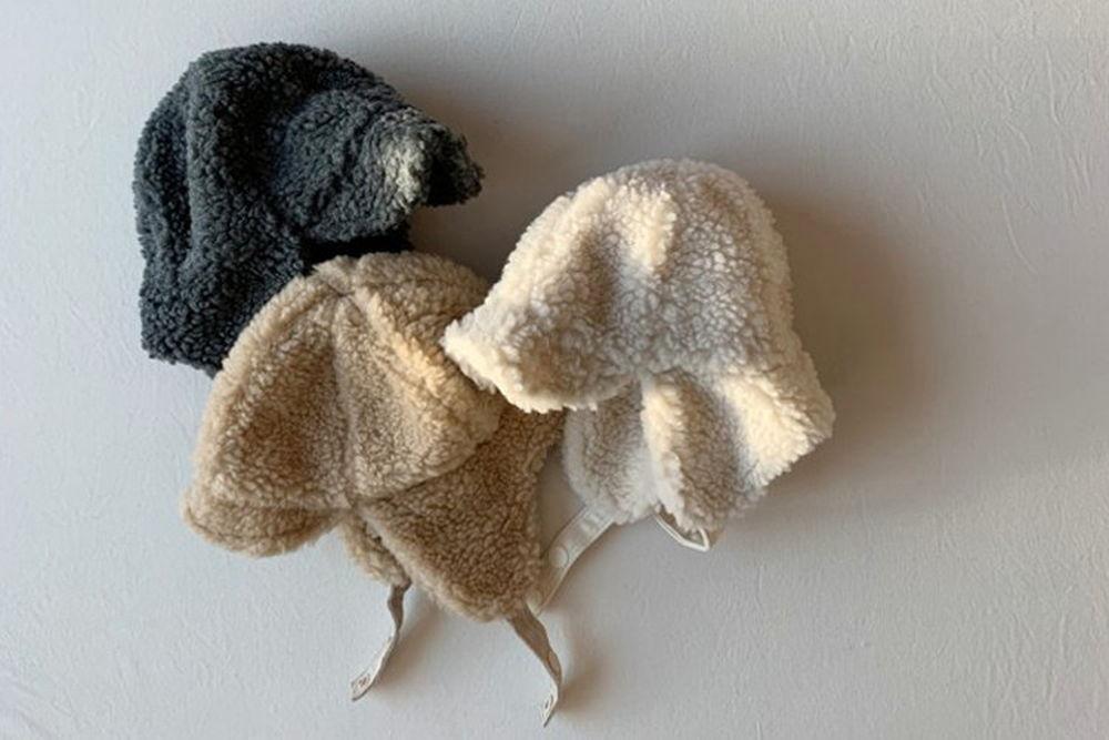 SHINSEAGE KIDS - BRAND - Korean Children Fashion - #Kfashion4kids - Dumble Button Hat