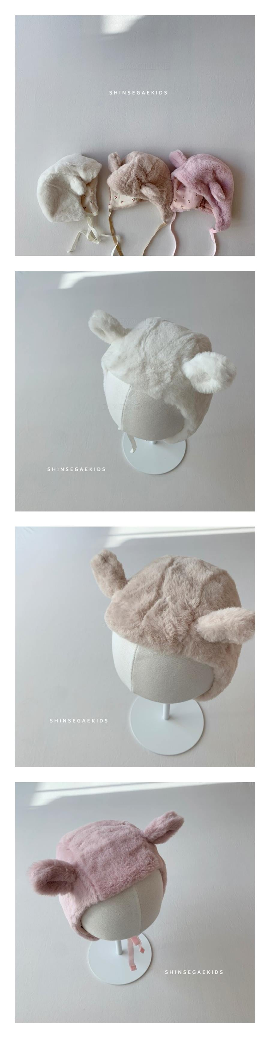 SHINSEAGE KIDS - Korean Children Fashion - #Kfashion4kids - Cherry Hat