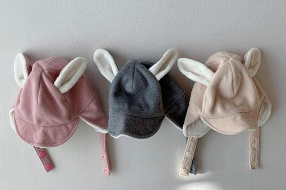 SHINSEAGE KIDS - BRAND - Korean Children Fashion - #Kfashion4kids - Rabbit Hat