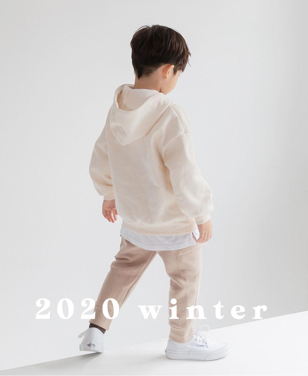WHITESKETCHBOOK - Korean Children Fashion - #Kfashion4kids - Pocket Cargo Pants