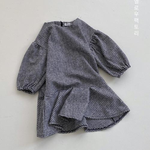 YELLOW FACTORY - BRAND - Korean Children Fashion - #Kfashion4kids - Forever One-piece