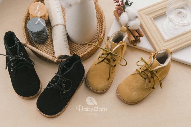 BABYZZAM - BRAND - Korean Children Fashion - #Kfashion4kids - Boss Boots