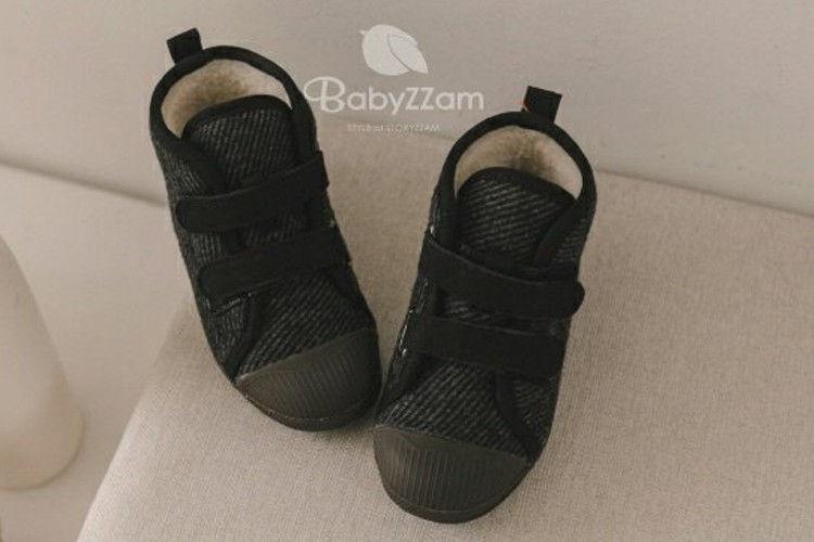 BABYZZAM - BRAND - Korean Children Fashion - #Kfashion4kids - Hiden Boots