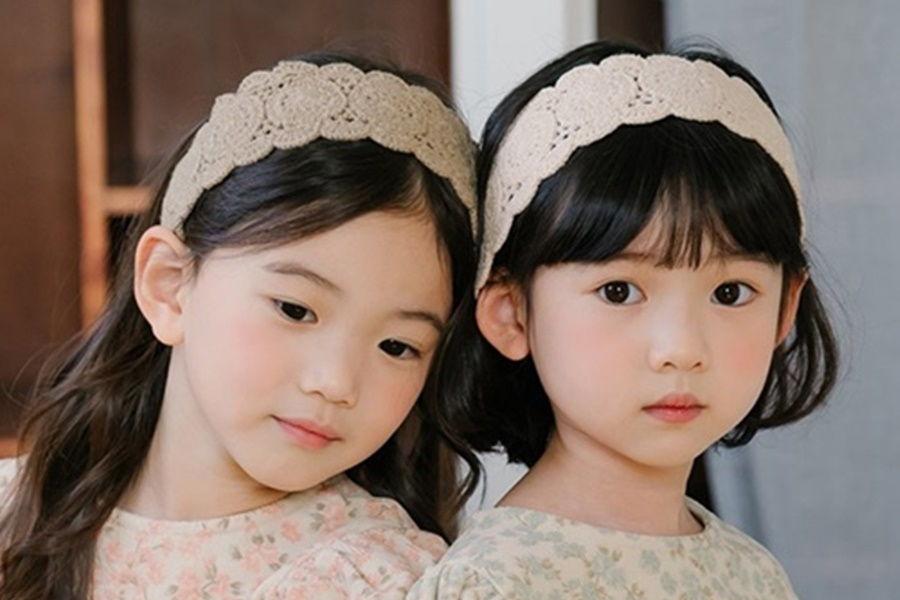 BONALOI - BRAND - Korean Children Fashion - #Kfashion4kids - Crocher Hairband