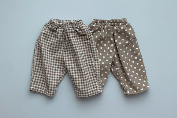 BONITO - BRAND - Korean Children Fashion - #Kfashion4kids - Longs Fleece Pants