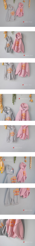BUBBLE KISS - Korean Children Fashion - #Kfashion4kids - Lions Fleece Hoody - 4