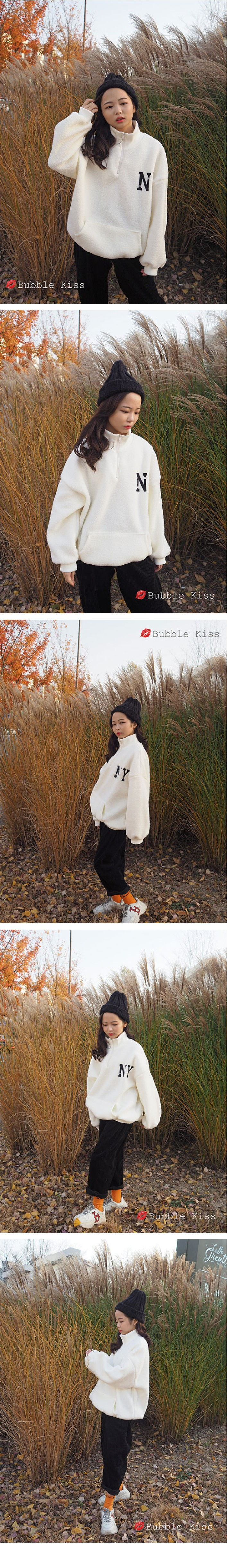 BUBBLE KISS - Korean Children Fashion - #Kfashion4kids - NY Dumble Pullover - 3