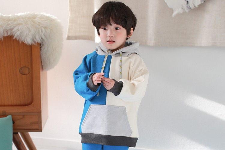 COCO RABBIT - BRAND - Korean Children Fashion - #Kfashion4kids - 4 Colors Hoody Top