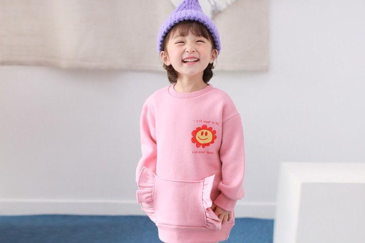 COCO RABBIT - BRAND - Korean Children Fashion - #Kfashion4kids - Frill Pocket One-piece
