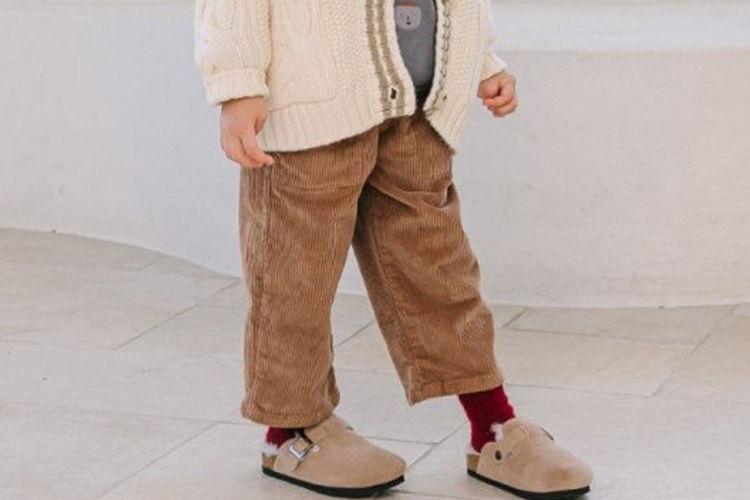 COMMENCER - BRAND - Korean Children Fashion - #Kfashion4kids - Corduroy Pants