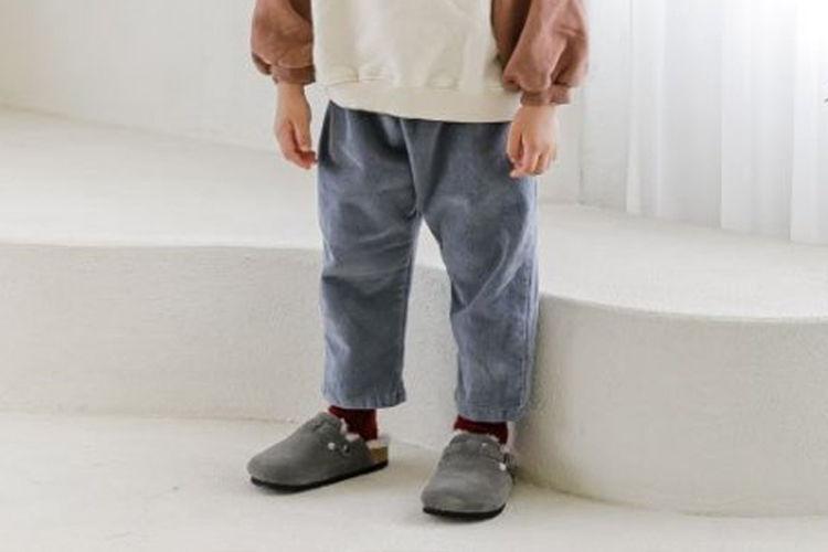 COMMENCER - BRAND - Korean Children Fashion - #Kfashion4kids - Fleece Coupe Pants