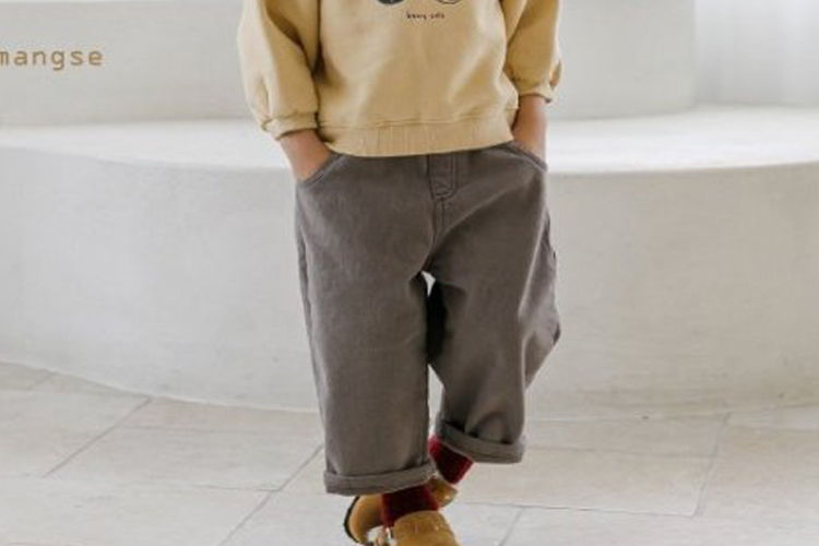 COMMENCER - BRAND - Korean Children Fashion - #Kfashion4kids - Coa Cotton Fleece Pants