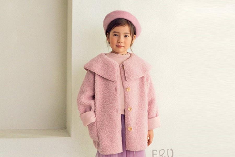 E.RU - BRAND - Korean Children Fashion - #Kfashion4kids - Dumble Jacket