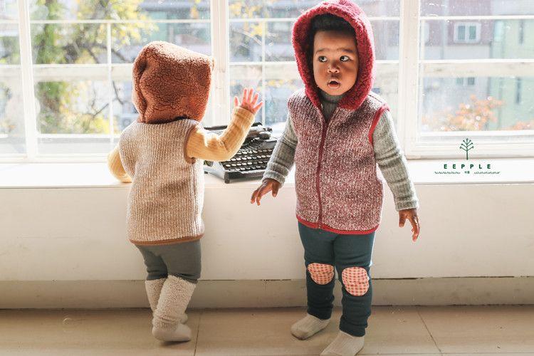 EEPPLE - BRAND - Korean Children Fashion - #Kfashion4kids - Hood Vest