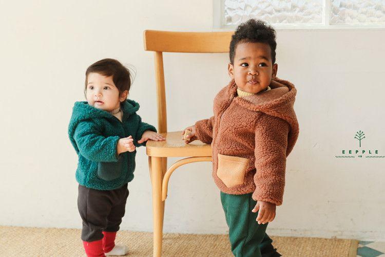 EEPPLE - BRAND - Korean Children Fashion - #Kfashion4kids - Hoody Jumper