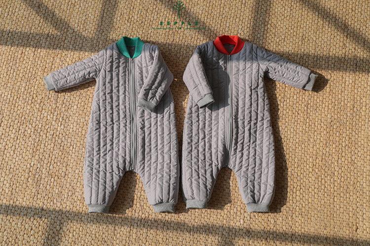 EEPPLE - BRAND - Korean Children Fashion - #Kfashion4kids - Padding Bodysuit
