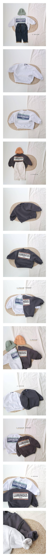 J-ROOM - Korean Children Fashion - #Kfashion4kids - Triangle Sweatshirt