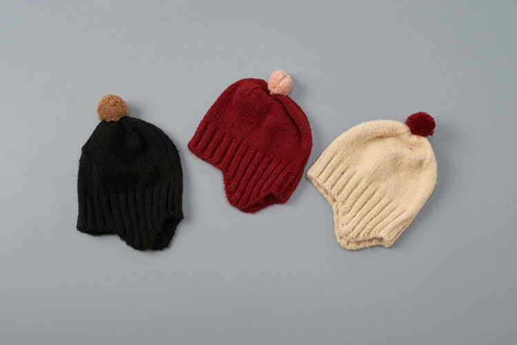JAM - BRAND - Korean Children Fashion - #Kfashion4kids - Pompom Hat