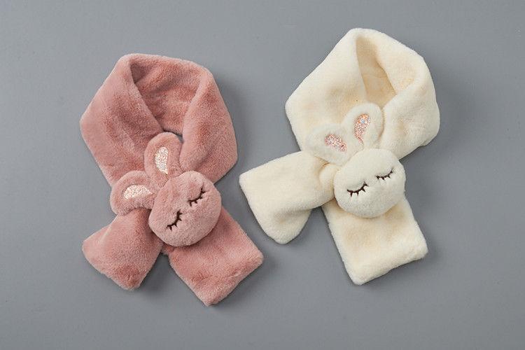 JAM - BRAND - Korean Children Fashion - #Kfashion4kids - Big Rabbit Muffler