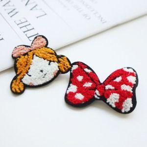JIREH BOW - BRAND - Korean Children Fashion - #Kfashion4kids - Ppippi Ribbon Hairpin [set of 2]