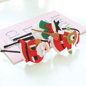 JIREH BOW - BRAND - Korean Children Fashion - #Kfashion4kids - Santa & Friends Hairband [set of 3]