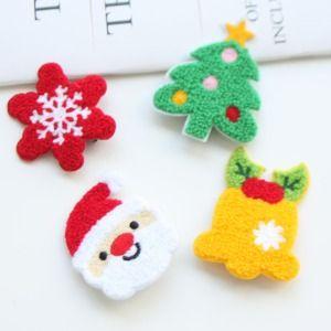 JIREH BOW - BRAND - Korean Children Fashion - #Kfashion4kids - Christmas Carol Hairpin [set of 4]