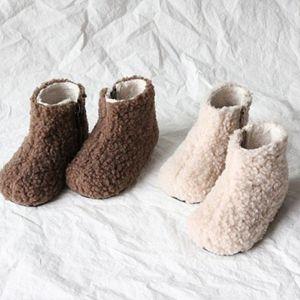 LA STELLA - BRAND - Korean Children Fashion - #Kfashion4kids - Cloud Bread Boots
