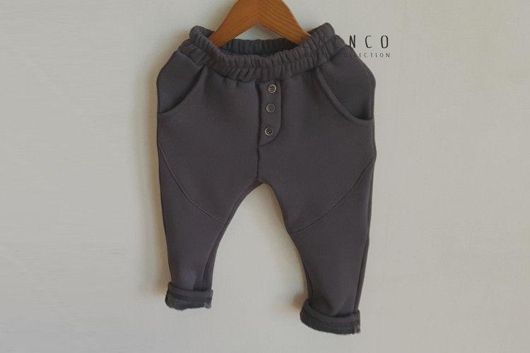 LUENCO - BRAND - Korean Children Fashion - #Kfashion4kids - Toto Baggy Pants