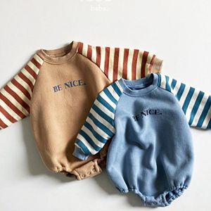 MINI ROBE - BRAND - Korean Children Fashion - #Kfashion4kids - Nice Fleeced Bodysuit