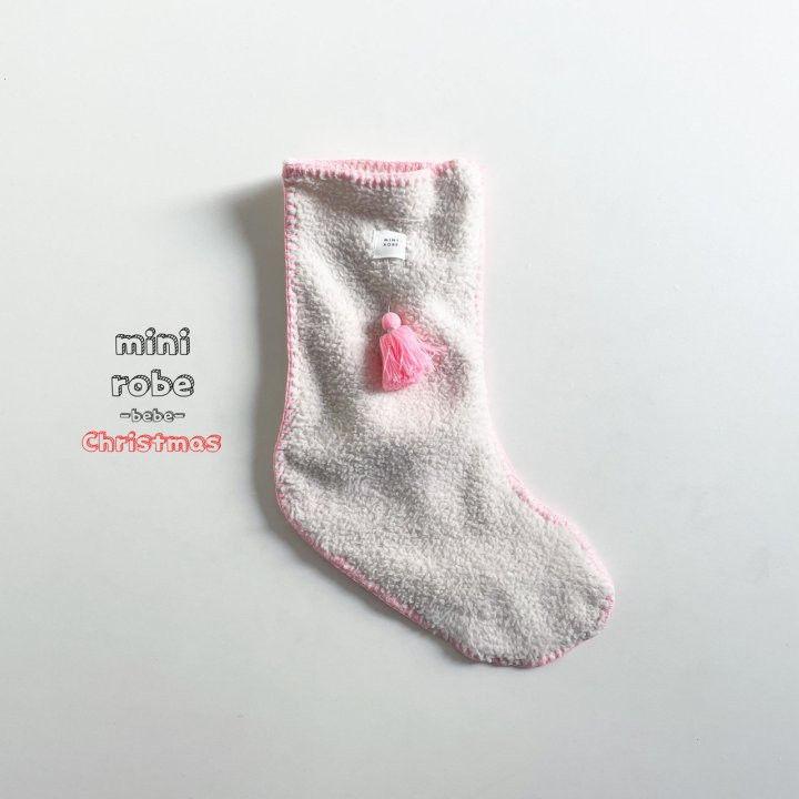 MINI ROBE - Korean Children Fashion - #Kfashion4kids - Gift Santa Socks - 2