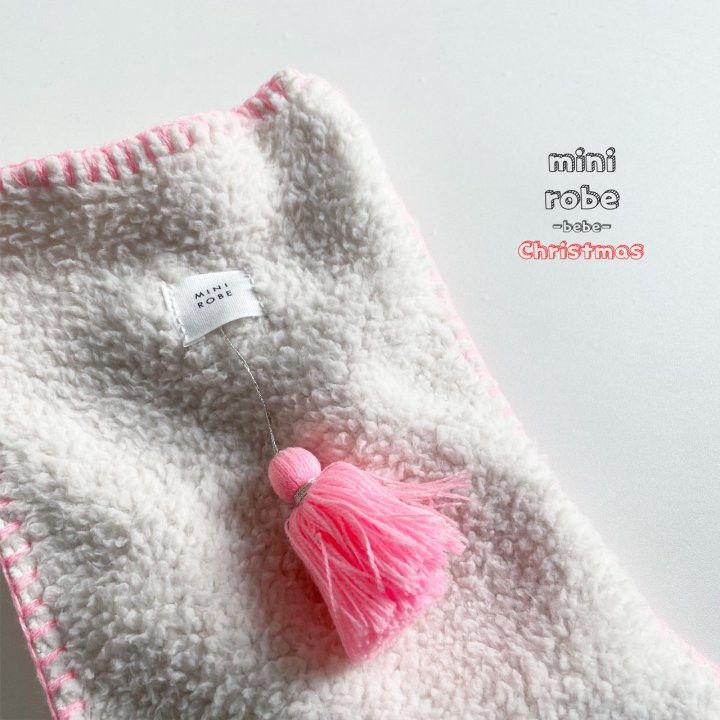 MINI ROBE - Korean Children Fashion - #Kfashion4kids - Gift Santa Socks - 3