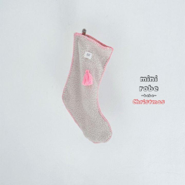 MINI ROBE - Korean Children Fashion - #Kfashion4kids - Gift Santa Socks - 5