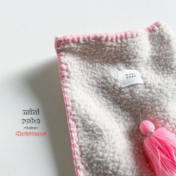MINI ROBE - Korean Children Fashion - #Kfashion4kids - Gift Santa Socks - 6