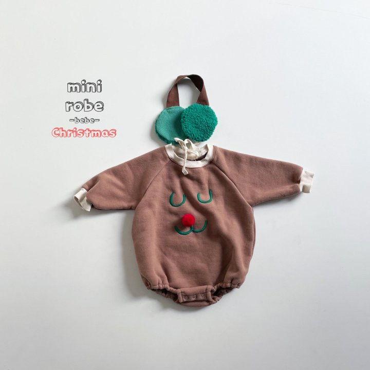 MINI ROBE - Korean Children Fashion - #Kfashion4kids - Santa Earmuffs - 10
