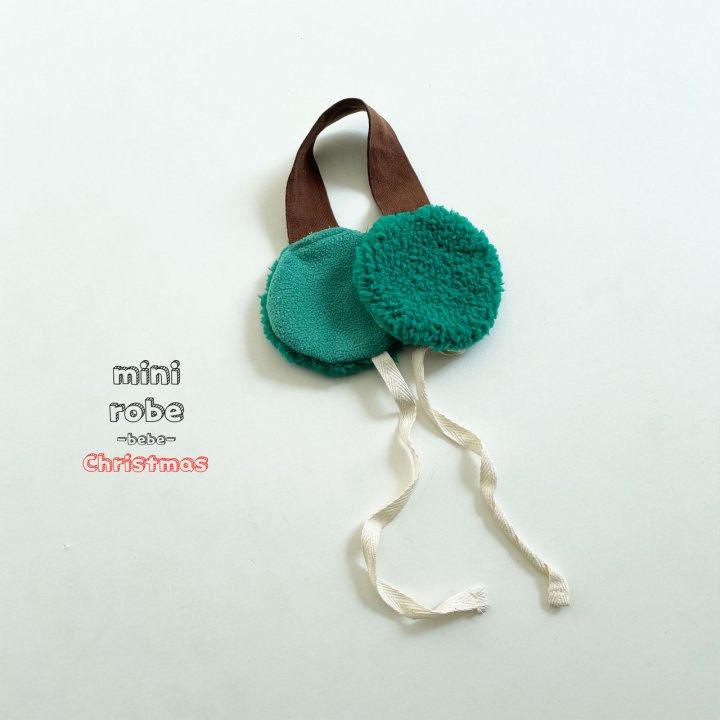 MINI ROBE - Korean Children Fashion - #Kfashion4kids - Santa Earmuffs - 2