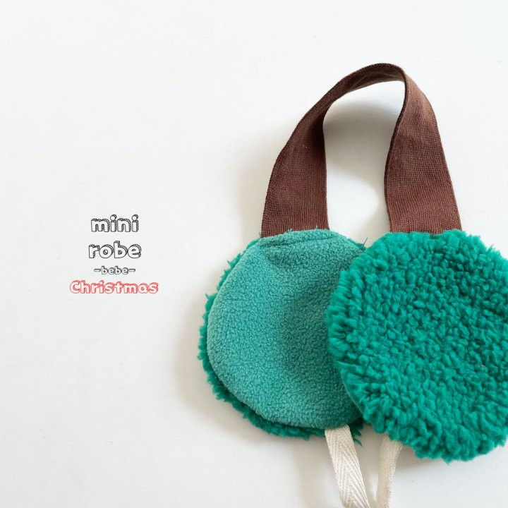 MINI ROBE - Korean Children Fashion - #Kfashion4kids - Santa Earmuffs - 5